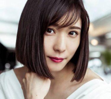 松岡茉優の髪型から三角形顔に似合う・NGヘアを解説!