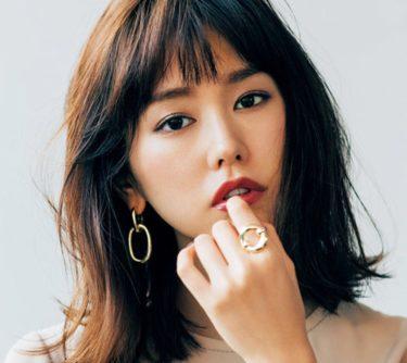 桐谷美玲の髪型から三角形顔に似合う・NGな小顔ヘアを解説!